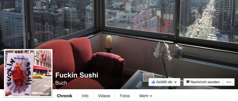 Sushi-Facebook