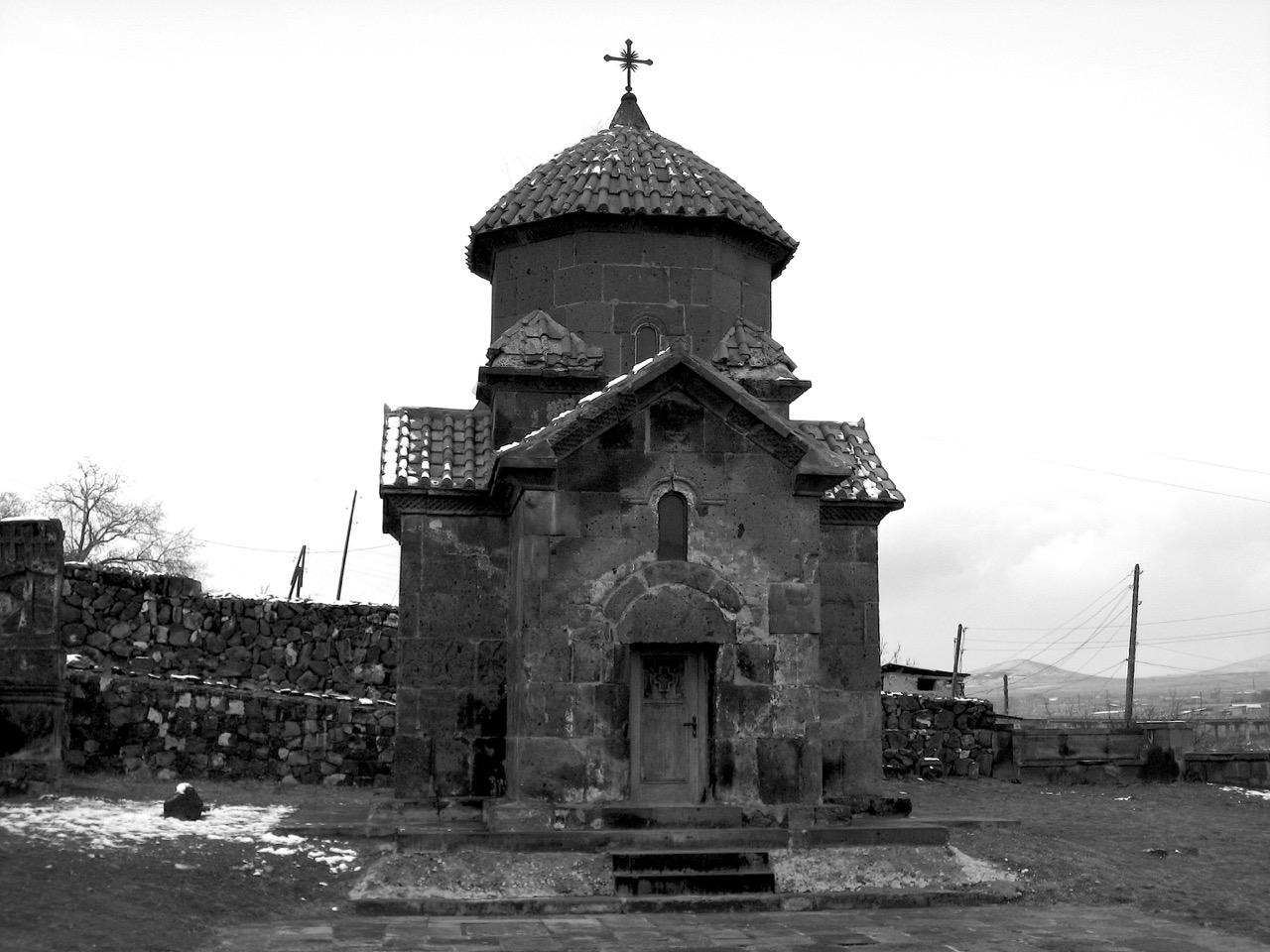 Foto: Aschtarak. Aus: Eriwan. Kapitel 1. Aufzeichnungen aus Armenien von Marc Degens.