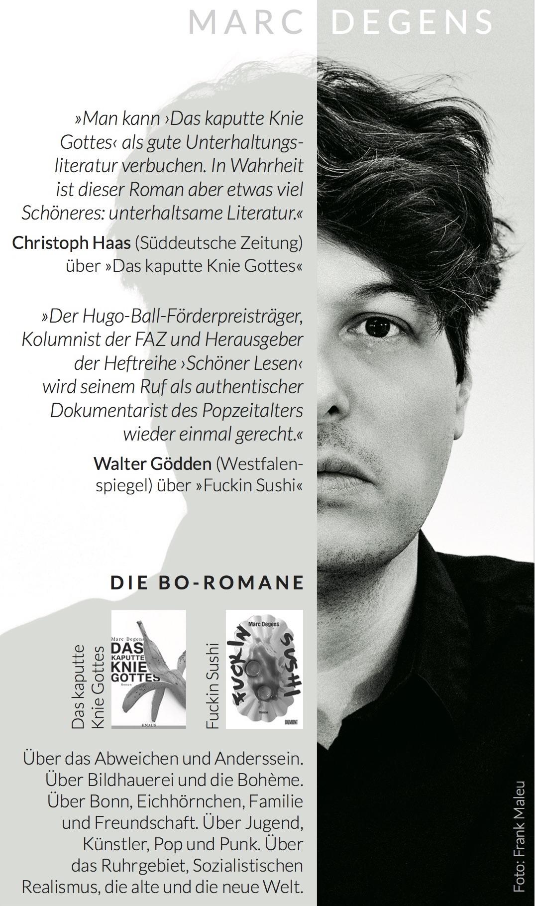 DIE BO-ROMANE (Anzeige aus ERIWAN)