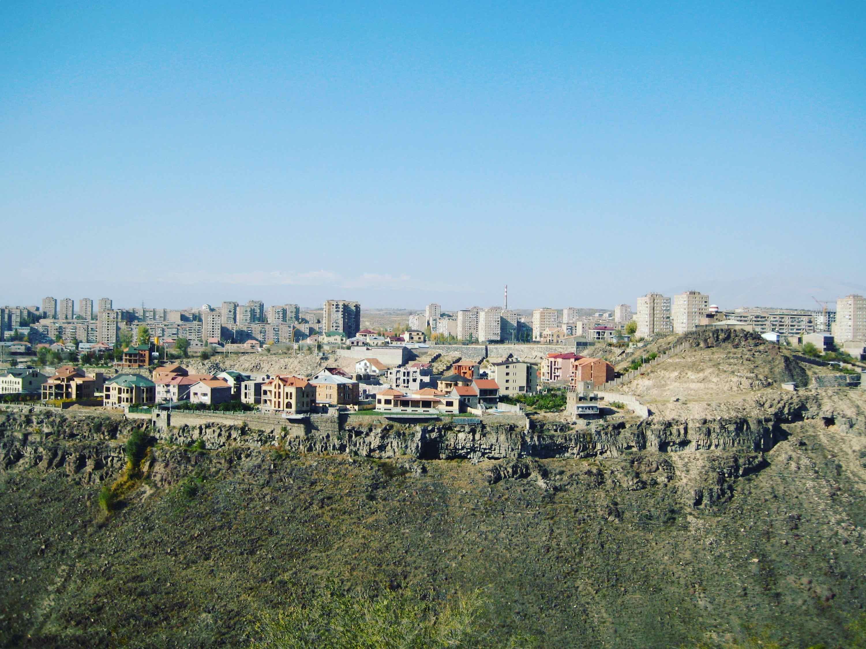 Foto: Eriwan. Aufzeichnungen aus Armenien – von Marc Degens